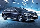 Kia vyvíjí pro evropský trh sportovní sedan Optima GT