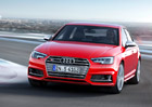 Audi S4 2016: Nov� turbem p�epl�ovan� �estiv�lec d�v� 260 kW (+video)