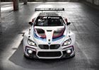 BMW M6 ve Frankfurtu: GT3 a Competition Edition
