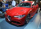 Alfa Romeo Giulia QV živě: Už abychom jezdili! (+video)
