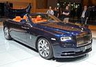 Rolls-Royce Dawn �iv�: Wraith bez st�echy (+video)