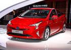 Toyota Prius živě: Vzkaz z budoucnosti (+video)