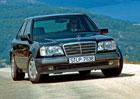 Mercedes-Benz 500 E/E 500: ��ko s osmiv�lcem slav� 25 let