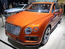 Bentley Bentayga živě: První luxusní SUV z Crewe