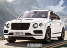 Ostřejší Bentley Bentayga by mohlo přijít, má být ještě výkonnější
