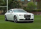 Rolls-Royce p�edstavuje Wraith - History of Rugby