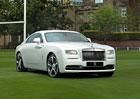 Rolls-Royce představuje Wraith - History of Rugby