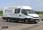 Iveco Daily Hi-matic: Unik�t do �eska
