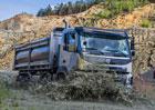 Volvo FMX v kamenolomu: Pětileté mládí