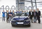 BMW předalo zákazníkovi desetimiliontý sedan řady 3