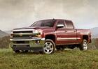 Chevrolet decentně modernizuje Silverado HD
