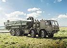 Armáda nakoupí 41 speciálních Tater pro přepravu minometů