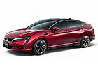 Honda FCV: Finální verze vodíkového sedanu