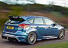 Ford Focus RS: Příjem objednávek v České republice zahájen