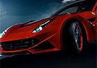 Ostřejší Ferrari F12 má přijít již příští týden