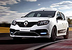 Renault Sandero RS: Velk� fotogalerie a nov� video