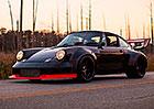 Brutální Projekt Mjřlner na základech Porsche 930 Turbo