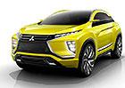Mitsubishi eX: Ukazuje koncept pro Tokio nov� ASX?