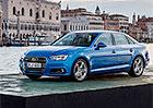 Nové Audi A4 odhalilo své ceny, kolik za něj zaplatíte?