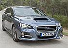 Subaru Levorg vstupuje na český trh, stojí minimálně 759.000 Kč