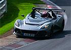 Video: Lotus 3-Eleven se p�edv�d� na N�rburgringu, je extr�mn� rychl�