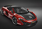 Video: McLaren oslavuje pades�t let z�vodn� s�rie Can-Am speci�ln� edic� 650S Spider