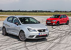 Seat Ibiza 1.2 TSI/66 kW vs. �koda Fabia 1.2 TSI/66 kW