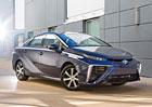Toyota Mirai: Zájemců jsou tisíce