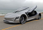 Studie Mercedesu Gullwing: Vize sportovního vozu 21.století