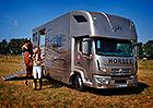 Renault Trucks představuje D Cab 2m pro převoz koní
