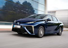 Toyota Mirai: Evropsk� verze se ofici�ln� p�edstavuje