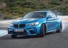 BMW M2: 370 koní, 500 N.m a šestistupňový manuál