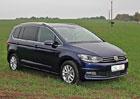 Nový Volkswagen Touran vstoupil na český trh, zkusili jsme verzi 2.0 TDI