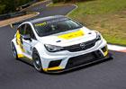 Opel Astra TCR: Nový cesťák pro dostupné závodění