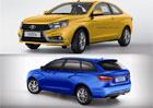 Lada Vesta kombi a kupé: S jednou se počítá, druhou bychom moc chtěli