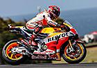 VC Austrálie 2015: Souboj titánů v MotoGP vyhrál Marquez