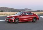 Mercedes C kupé odhalil ceny, nabízí čtyřválce a osmiválec