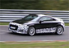 Špionážní video: Audi TT RS 2016 a jeho pět rozohněných válců na Nürburgringu
