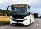 Scania uvádí novou modelovou řadu autobusů Interlink