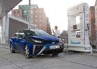 Toyota Mirai: Stlačená budoucnost