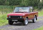 Range Rover Convertible Suffix B: Zapomenutý kabriolet