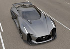 Nissan a sny o čistě elektrickém GT-R