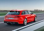 Audi RS 6 Avant a RS 7 Sportback performance: 605 kon� a stovka za 3,7 sekundy