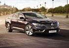 Renault Talisman odhaluje technická data a výbavu