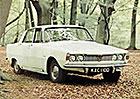 Evropské Automobily roku: Rover 2000 P6 (1964)