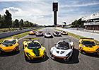 McLaren P1 GTR: Závodní škola začíná v Katalánsku
