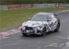 Video: Maserati Levante se ji� proh�n� po N�rburgringu. Poslechn�te si jej!