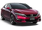 Honda Clarity: FCV v sériové podobě