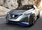 Nissan IDS je elektrický autonomní hatchback, jde o budoucí Leaf?