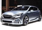 Subaru uvádí koncept Imprezy i limitovanou edici